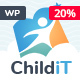 Childit - Kindergarten Elementor WordPress Theme - ThemeForest Item for Sale