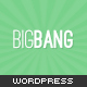 Bigbang - Responsive WordPress Theme - ThemeForest Item for Sale