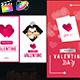 Valentine Instagram Stories - VideoHive Item for Sale