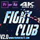 Fight Club Broadcast Pack v2 - VideoHive Item for Sale