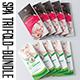 Spa Wellness Trifold Brochure Bundle - GraphicRiver Item for Sale