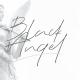 Black Angel - a Natural Signature Script - GraphicRiver Item for Sale