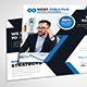 Corporate Postcard Print Templates - GraphicRiver Item for Sale