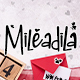 Mileadila - GraphicRiver Item for Sale