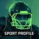 Sport Player Profiles Pack - VideoHive Item for Sale