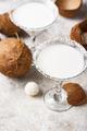 Coconut martini or Margarita. Alcoholic cocktail - PhotoDune Item for Sale