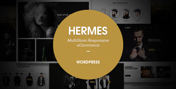 Hermes - Multi-Purpose Premium Responsive WordPress Theme