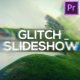 Modern Glitch Slideshow for Premiere Pro - VideoHive Item for Sale