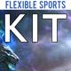 Energetic Sports Breakbeat Rock Guitars Kit