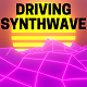 Futuristic Driving Synthwave