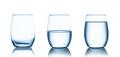 water glasses - PhotoDune Item for Sale