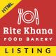RiteKhana Food Bakery Listing & Restaurant Listing HTML Template - ThemeForest Item for Sale
