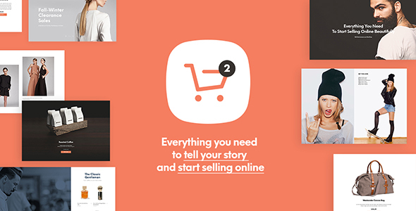 Shopkeeper - eCommerce WordPress Theme that Sells with Style