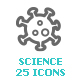 Science Mini Icon - GraphicRiver Item for Sale