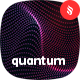 Quantum - Glowing Particles Backgrounds - GraphicRiver Item for Sale