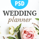 Love Story | Wedding and Event Planner PSD Template - ThemeForest Item for Sale