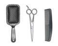 scissors comb hairbrush - PhotoDune Item for Sale