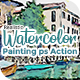 Realistic Watercolor Painting Photoshop Action - GraphicRiver Item for Sale