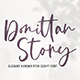 Donittan Story - GraphicRiver Item for Sale