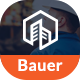 Bauer | Construction and Industrial WordPress Theme - ThemeForest Item for Sale