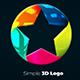 Split 3D Logo Reveal Pack - VideoHive Item for Sale