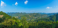 Panorama of Yangshuo karst landscape seen from Xianggong Hill - PhotoDune Item for Sale