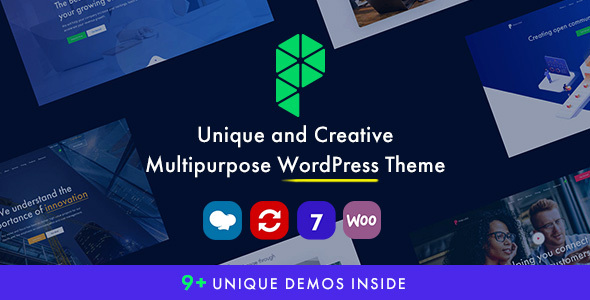 Prelude - Creative Multipurpose WordPress Theme