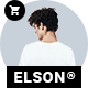 Elson - Modern Shop Theme - ThemeForest Item for Sale