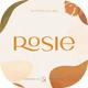 Rosie Sans Typeface - GraphicRiver Item for Sale