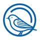 Bird circle logo - GraphicRiver Item for Sale