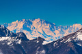 Monte rosa on the alps - PhotoDune Item for Sale