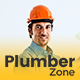 Plumber Zone - Plumbing, Repair & Construction WordPress Theme - ThemeForest Item for Sale