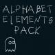 Alphabet Elements - VideoHive Item for Sale