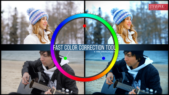 Fast Color Correction Tool