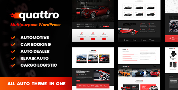 Quattro - Auto Booking & Automotive