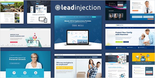 Themeforest | Leadinjection - Landing Page Theme Free Download free download Themeforest | Leadinjection - Landing Page Theme Free Download nulled Themeforest | Leadinjection - Landing Page Theme Free Download