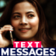 Neon Text Messages - VideoHive Item for Sale