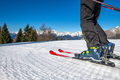 Ski detail on ski - PhotoDune Item for Sale