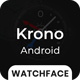 Krono Premium Watchfaces for Android OS - CodeCanyon Item for Sale