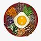 Korean Food Soup Pibimpab - 3DOcean Item for Sale