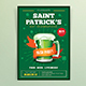 St. Patrick's Celebrations Flyers - GraphicRiver Item for Sale