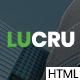Lucru - Construction Building Renovation - ThemeForest Item for Sale