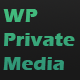WP Private Media - CodeCanyon Item for Sale