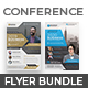 Conference Flyer Bundle - GraphicRiver Item for Sale