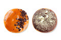 Donuts on a white background - PhotoDune Item for Sale