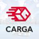 Carga - Transport & Cargo Responsive HTML Template - ThemeForest Item for Sale