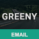 Greeny - Responsive Email Template - ThemeForest Item for Sale