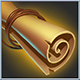 Scrolls and Maps Game Icons - GraphicRiver Item for Sale