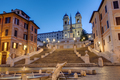 The empty Spanish Steps - PhotoDune Item for Sale
