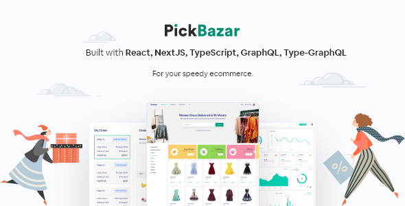 Pickbazar - React GraphQL Ecommerce Template